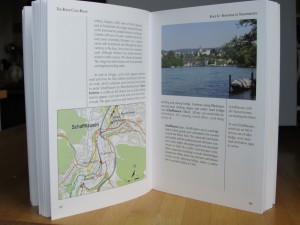 Plenty of pictures and maps to keep you on the right route