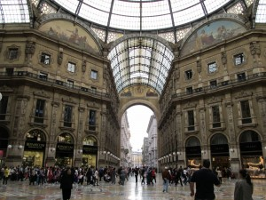 Enjoy some retail therapy among Milan's designer labels either side of your stay