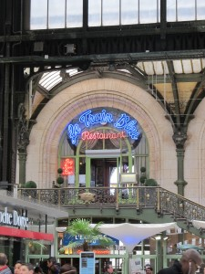 The Train Bleu, Gare de Lyon