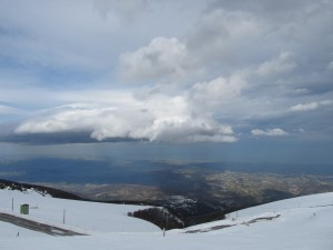 From the slopes of the Apennines to the Adriatic coast