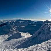 The Nevis Range at its most spectacular