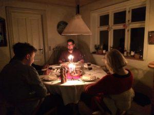 Christmas Eve dinner, Danish style