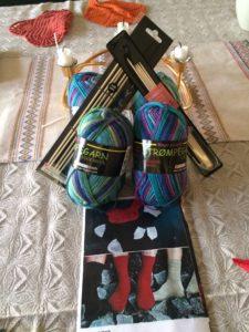 Christmas, Denmark, knitting: Julehygge!