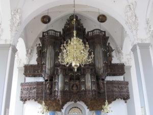 Interior of St Savour's