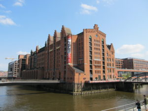 Hamburg's International Maritimes Museum