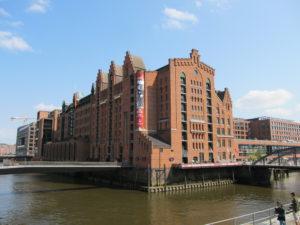Hamburg's International Maritimes Museum