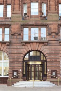 The restored HQ of DC Thomson, birthplace of Desperate Dan, Oor Wullie and the Broons.